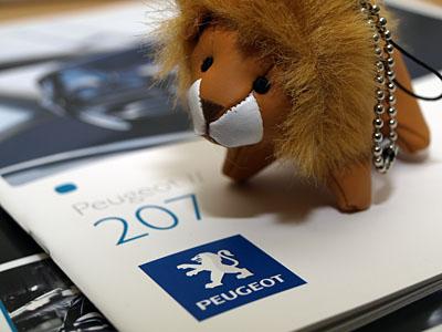 Peugeot_mascot