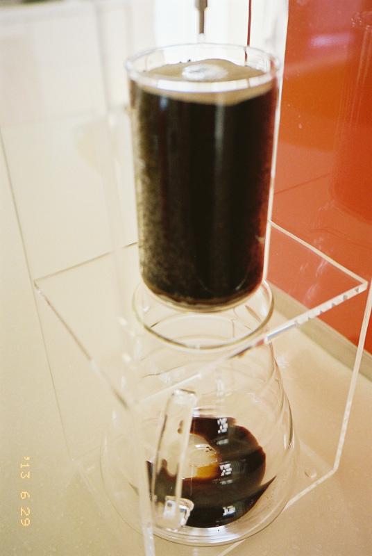 家中に広がるコーヒーの香り