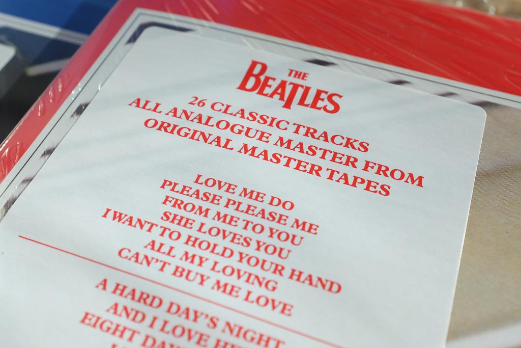 LPのSTEREOBOXもアナログマスターから作ってよ!