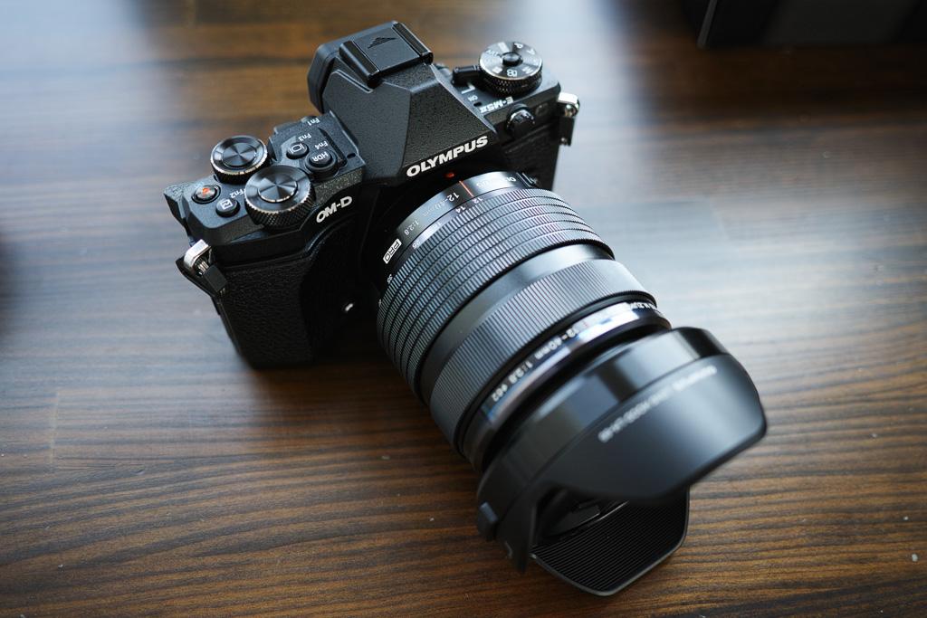 今までと正反対のカメラ