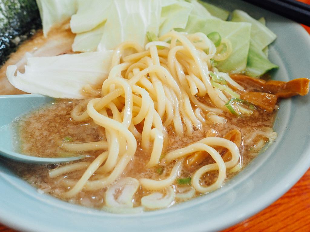 これが博多麺だ!