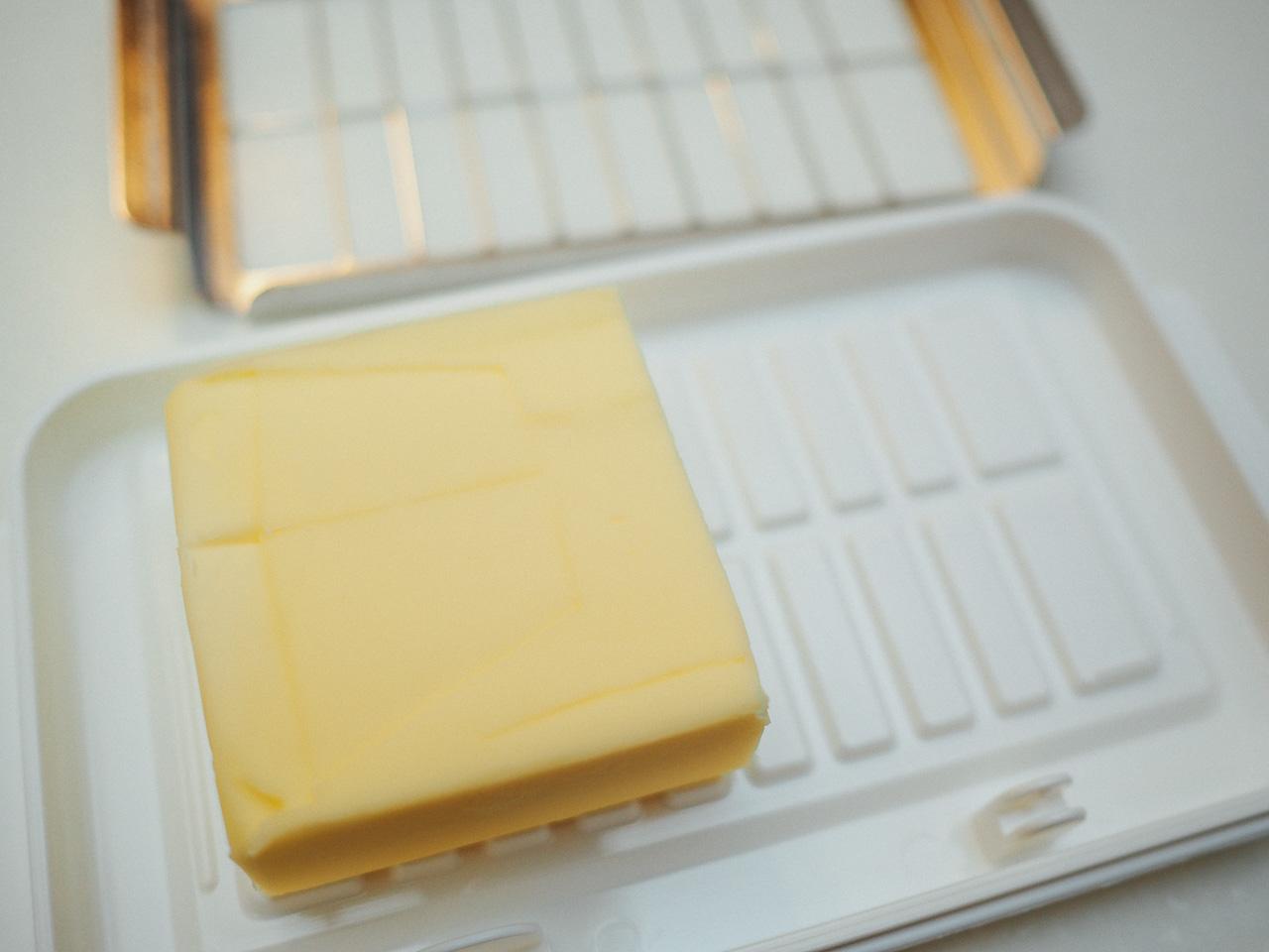 明治のバター