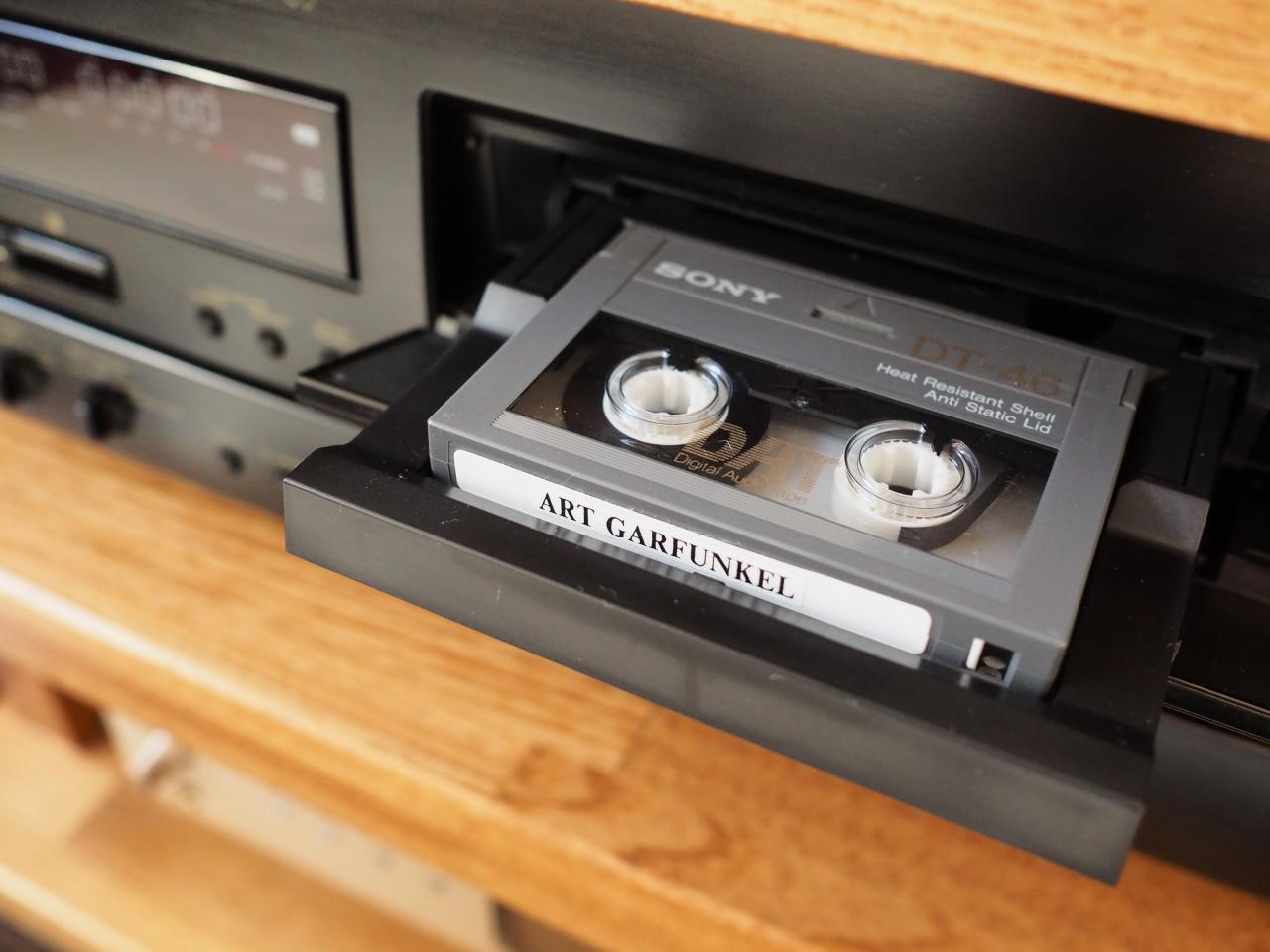 20年前のテープも問題なし