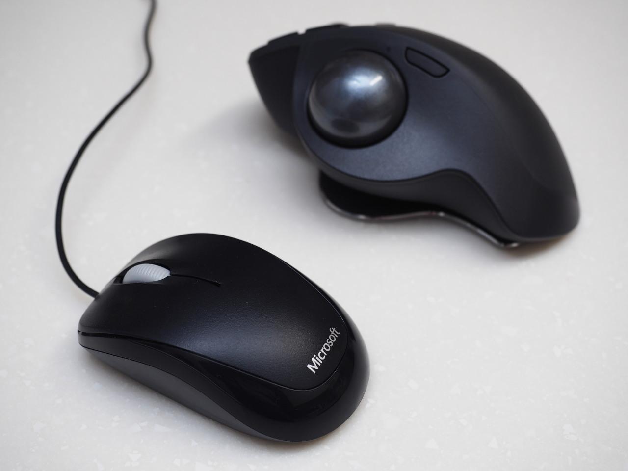 愛用のマウス