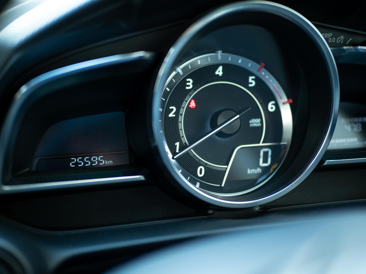 燃費は21km/リットルくらい